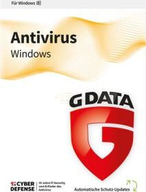 GData Software AntiVirus, 1 User, 1 Jahr, ESD (deutsch) (PC) (C2001ESD12001)