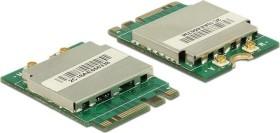 DeLOCK 2.4GHz/5GHz WLAN, Bluetooth 4.0, M.2/A-E-Key 2230 (95254)