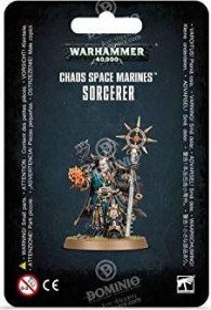 Games Workshop Warhammer 40.000 - Chaos Space Marines - Sorcerer (99070102015)