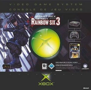 Microsoft Xbox Assault Pack (z Rainbow Six 3)