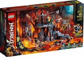 LEGO Ninjago - Reise zu den Totenkopfverliesen (71717)