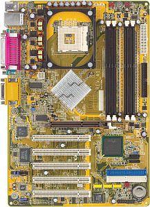 DFI PS83-BL, i865PE (dual PC-3200 DDR)