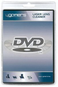 4Gamers Laser Lens Cleaner (PS2/Xbox/PC/DVD)