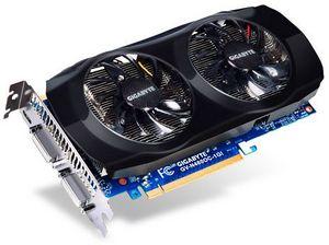 Gigabyte GeForce GTX 460, 768MB GDDR5, 2x DVI, Mini HDMI (GV-N460D5-768I-B)