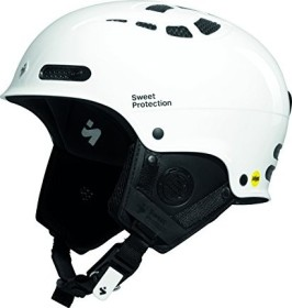 Sweet Protection Igniter II MIPS Helm gloss white (840043-GSWHT)