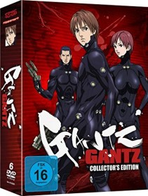 Gantz Box (Vol. 1-8)