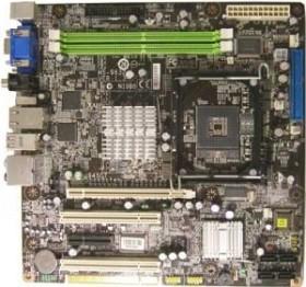 MSI 945GT Speedster-A4V, i945GT (dual PC2-5300U DDR2) (9632-050)