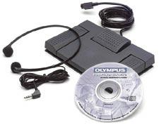 Olympus AS-3000 system nagrywania głosu