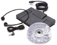 Olympus AS-3000 Diktier-System