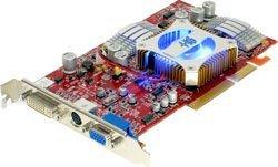 HIS Excalibur Radeon 9600 XT Platinum Edition, 128MB DDR, DVI, TV-out, AGP