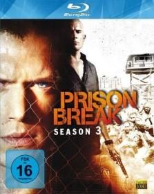 Prison Break Season 3 (Blu-ray)