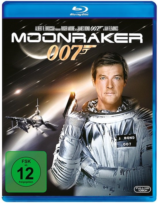 James Bond - Moonraker: Streng geheim (Blu-ray)