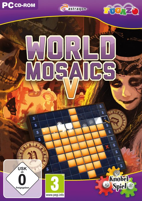 World Mosaics 5 (Download) (PC)