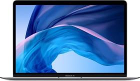 Apple MacBook Air Space Gray, Core i5-8210Y, 8GB RAM, 128GB SSD, UK/US [2019 / Z0X1] (MVFH2B/A)