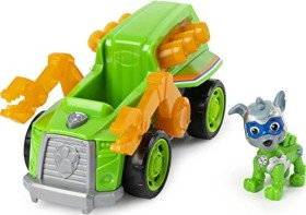 Spin Master Paw Patrol Mighty Pups Super Paws Rockys Recyclingtruck (6054652)