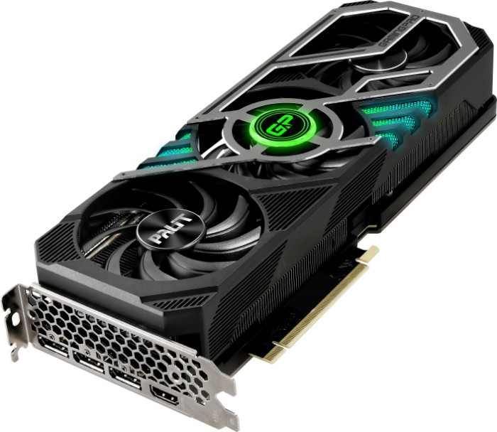 Palit GeForce RTX 3080 Ti GamingPro, 12GB GDDR6X, HDMI, 3x DP (NED308T019KB-132AA)