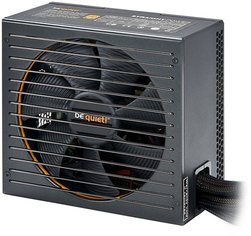 be quiet! Straight Power E9 400W ATX 2.4 (E9-400W/BN190)