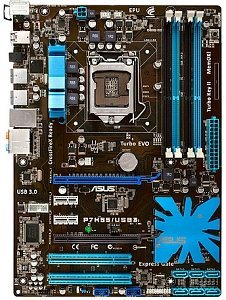 ASUS P7H55/USB3 (90-MIBCR5-G0EAY0DZ)