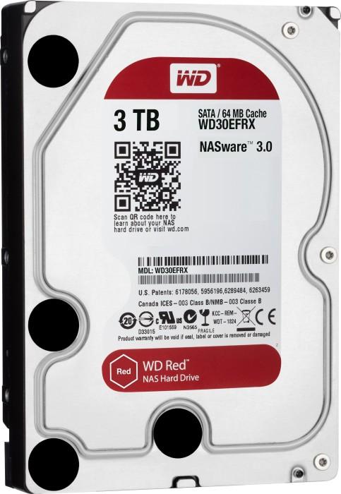 Western Digital WD Red 3TB, 3.5