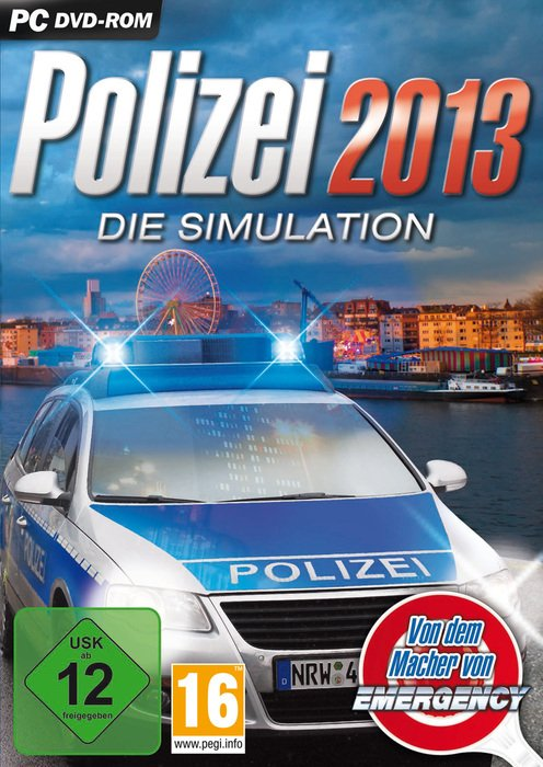 Police 2013: Die simulation (Download) (PC)