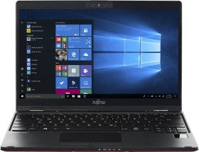 Fujitsu Lifebook U9310X rot, Core i5-10210U, 16GB RAM, 512GB SSD, Multi-Touch, Smartcard, PalmSecure Sensor (VFY:U931XMC5LMDE)