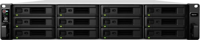 Synology RackStation RS2418+, 4x Gb LAN, 2HE