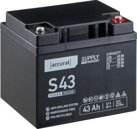 Accurat Supply S43 AGM (TN3597)