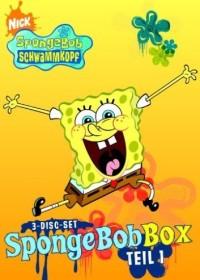 SpongeBob Schwammkopf Best Of Vol. 1 (DVD)
