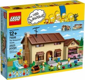 LEGO Die Simpsons - Das Simpsons Haus (71006)