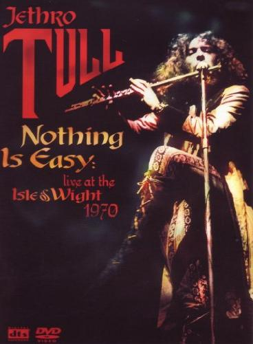 Jethro Tull - Nothing Is Easy Live At The Isle Of Wight 1970 -- via Amazon Partnerprogramm