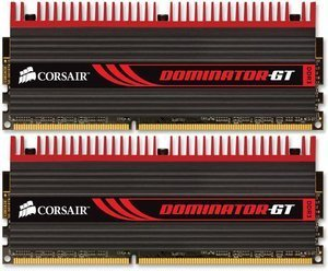 Corsair XMS3 Dominator GT DIMM kit 4GB PC3-17066U CL9-10-9-27 (DDR3-2133) (CMT4GX3M2A2133C9)