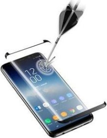 Cellularline Second glass Ultra Curved for Samsung Galaxy S9 black (TEMPGCUGALS9K)