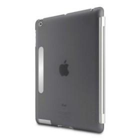 Belkin new iPad Snap Shield Secure sleeve black/transparent (F8N745CWC00)