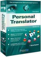 Linguatec: Personal Translator 14 standard (German) (PC) (UP8200)