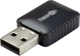 Inter-Tech PowerOn DMG-07, 2.4GHz/5GHz WLAN, Bluetooth 4.2, USB-A 2.0 (88888146)