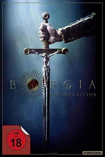 Die Borgias Gesamtedition (DVD) -- via Amazon Partnerprogramm