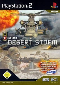Conflict: Desert Storm (deutsch) (PS2)
