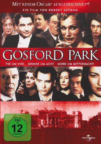 Gosford Park -- via Amazon Partnerprogramm