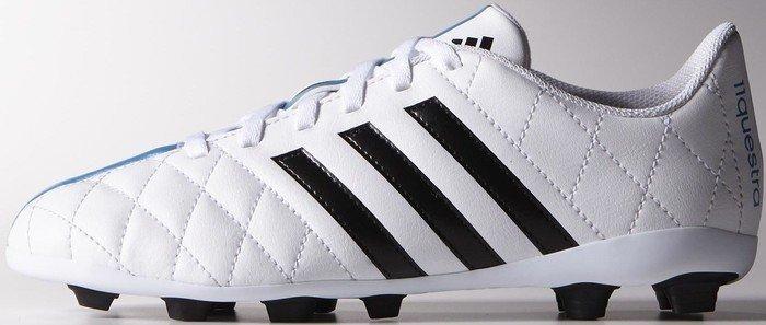 competitive price 530a0 989aa adidas 11Questra FXG ftwr whitecore blacksolar blue (Junior) (B44218