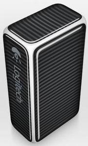 Logitech Cube schwarz, USB (910-002517)