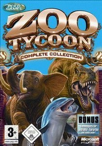 Zoo Tycoon - Complete Collection (German) (PC)
