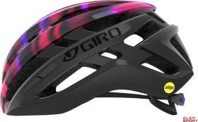 Giro Agilis MIPS Helm matte black/electric purple (Damen) (200248004)