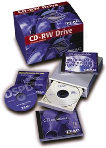 TEAC CD-W512EK retail