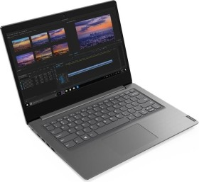 Lenovo V14-ADA Iron Grey, Athlon Gold 3150U, 4GB RAM, 128GB SSD, 1366x768, Windows 10 Pro, 2 Jahre Herstellergarantie (82C60089GE)