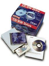 TEAC CD-W512SK Retail