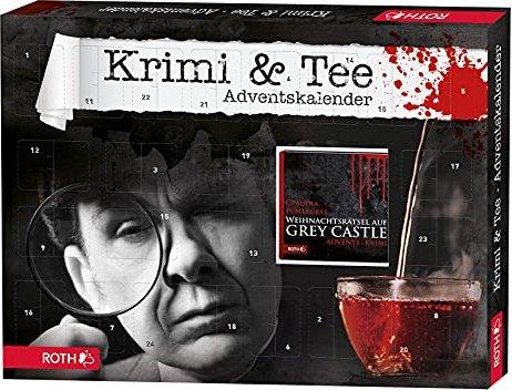 Roth Krimi & Tea Advent Calendars