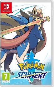 Pokémon: Schwert inkl. Erweiterungspass (Switch)
