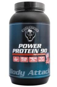 Body Attack Power Protein 90 Haselnuss 1kg