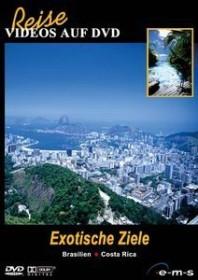 Reise: Brasilien - Costa Rica