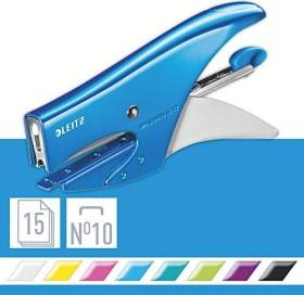 Leitz WOW Heftzange, blau (55312036)